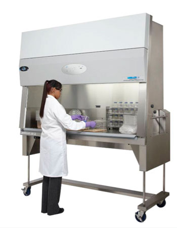 Image: The NuAire LabGard model NU-677 Animal Handling Biological Safety Cabinet (Photo courtesy of NuAire)