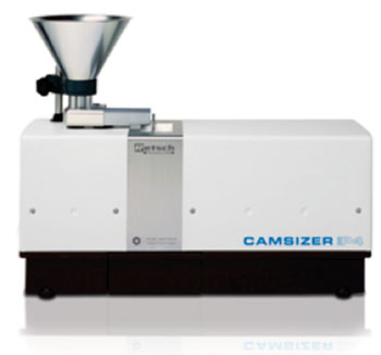 Image: The CAMSIZER P4 particle size and shape analyzer (Photo courtesy of Retsch Technology).
