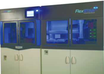 Image: FlexSTAR+ completely automates the DNA extraction process (Photo courtesy of AutoGen).